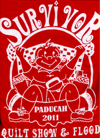Paducah Survivor T-shirt