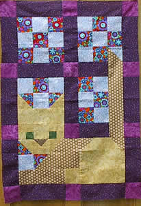 Old Made Quilts Cats On My Quilt Antique Quilts And
