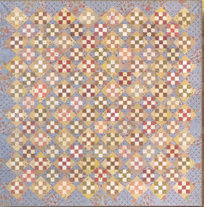 Drumbeat Quilt Pattern