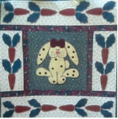 T. Rae Rabbit Pattern
