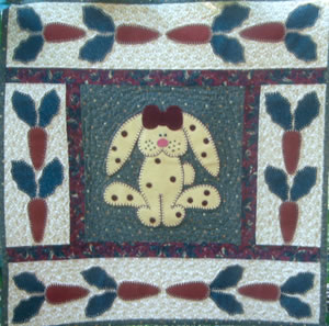 Applique Patterns: Page 2 - French Knots