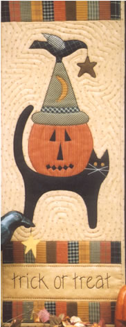 Trick or Treat Quilt Pattern