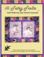 Fairy Frolic Pattern