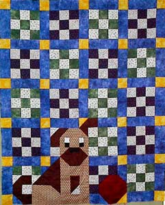 Old Made Quilts There S A Dog On My Quilt Quilt Kit