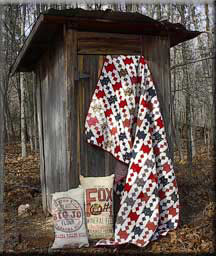 Old Made Quilts Winter